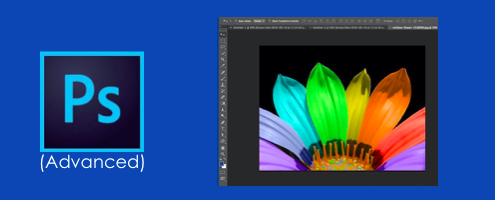 Photoshop Advanced Course Banner Image